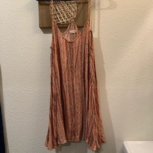 Light-weight Flowy Volcom Sun Dress